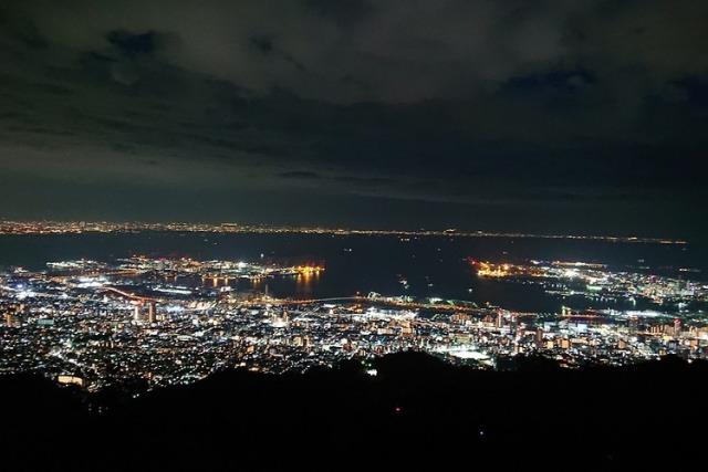 摩耶山 夜景